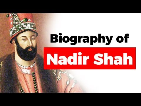 Biography Of Nadir Shah, Invaded Delhi In 1739 And Looted Peacock Throne And Kohinoor Diamond