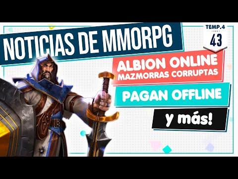 Albion Online y sus mazmorras corruptas son guapísimas 🔥 [ NOTICIAS DE #MMORPG - 4x43 ]