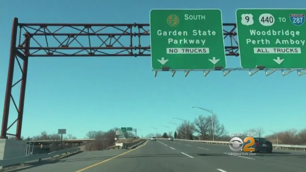 Petition launched to raise garden state parkway speed limit youtube for Watch garden state online free