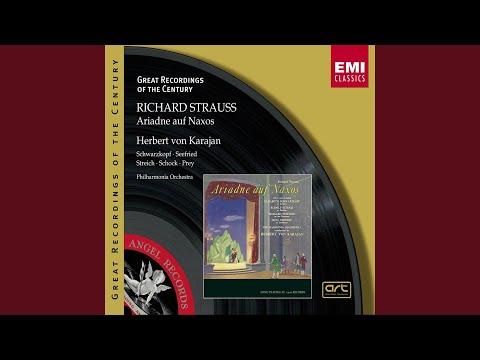 """Ariadne Auf Naxos, Op. 60, TrV 228a: """"Bin Ich Ein Gott, Schuf Mich Ein Gott"""" (Ariadne, Bacchus,..."""