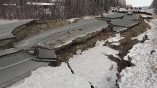 Tomball native surprised by how long the Alaska earthquake lasted