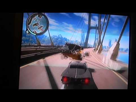 Just Cause 2 Riding along in my automobile