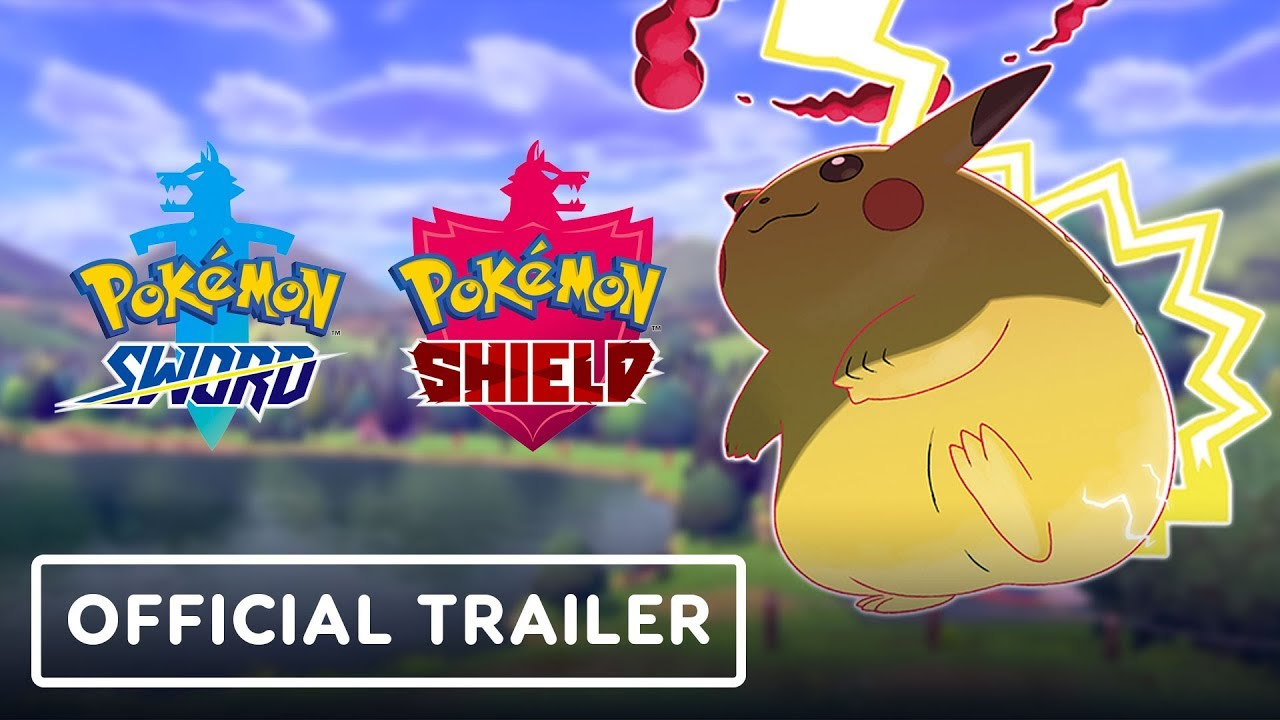 Gigantamax Pokémon Trailer για το Pokémon Sword and Shield