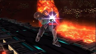 Super Smash Bros. For Wii U - Samus Aran Highlightvideo by KayJay