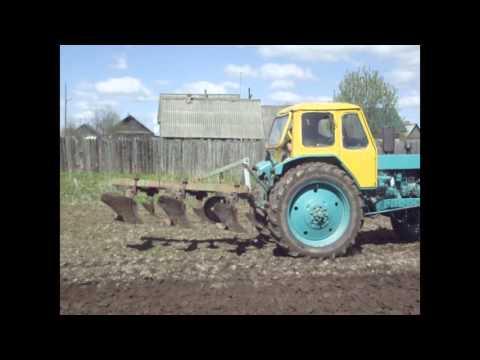 Ремонт КПП трактора МТЗ – 80, просто и быстро