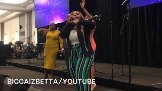 Jekalyn Carr - You're Bigger (LIVE)
