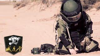 紧贴实战!直击解放军演练机场排弹抢修 多种新型装备亮相!「威虎堂」20201224 | 军迷天下 - YouTube