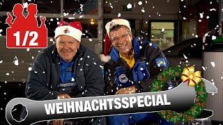 Weihnachtsspecial - Teil 1 | Private Fragen bei Glühwein und Lagerfeuer Deluxe =) | Die Autodoktoren