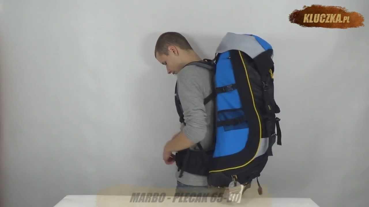 7a59fab718ece MARBO - Plecak wyprawowy 80l Explorer - Kluczka.pl. Sklep turystyczny  Kluczka
