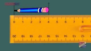 El centímetro, metro Estimación de medidas