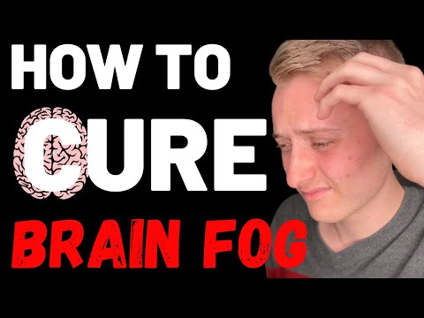 How to Cure Brain Fog FAST | 5 Tips For Mental Clarity
