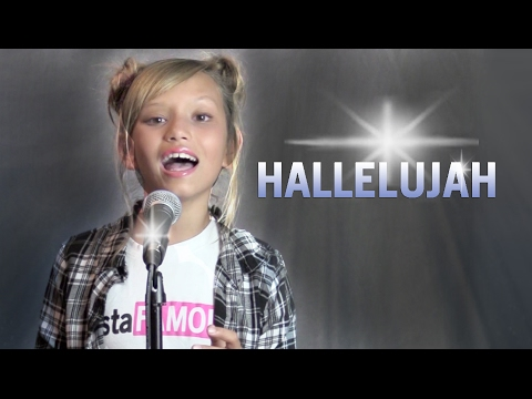 Hallelujah - Cover by 11 Year Old Raina...
