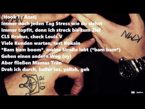 ZUNA feat. AZET & NOIZY - NUMMER 1 LYRIC