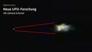 Neue UFO-Forschung - Seltsame Erscheinungen auf Überwachungsanlagen (Gerhard Gröschel) | ExoMagazin