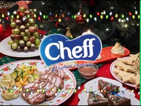 Recetas de Navidad con Margarina Cheff