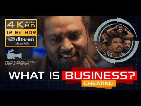 First 4K 12-Bit HDR Shortfilm in India - Meiporul Kandaen | DTS 5.1 | John Vimal | Tamil Short Film