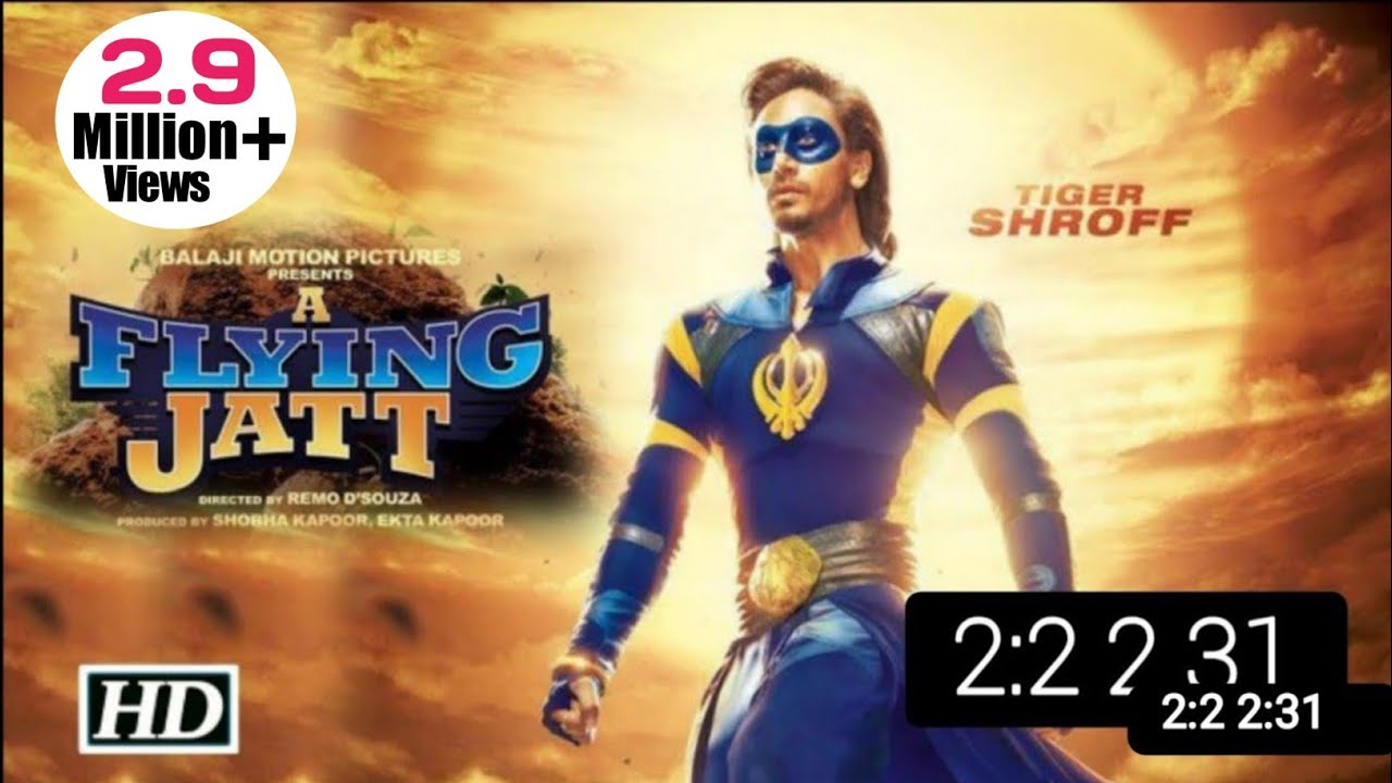 Download A flying jatt Full Movie facts and knowledge   Tiger Shroff   Jacqueline Fernandez