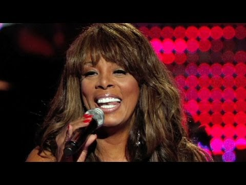 Singer Donna Summer has died at age 63