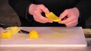How To Make Daikon Relish --- Green Door Gourmet
