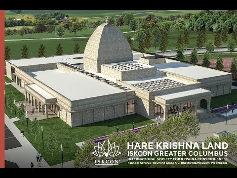 The Columbus Dispatch on ISKCON Greater Columbus Project