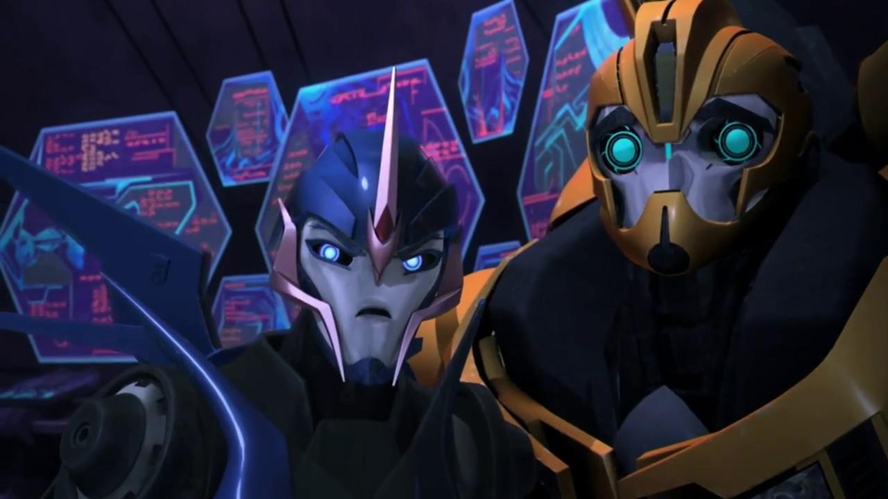 Transformers Prime Episode 13 In Hindi Cybertronian Plague Part 1 3 Youtube