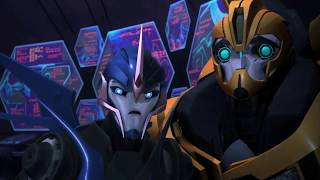 Transformers Prime : Episode 13 in Hindi   Cybertronian Plague Part 1/3  