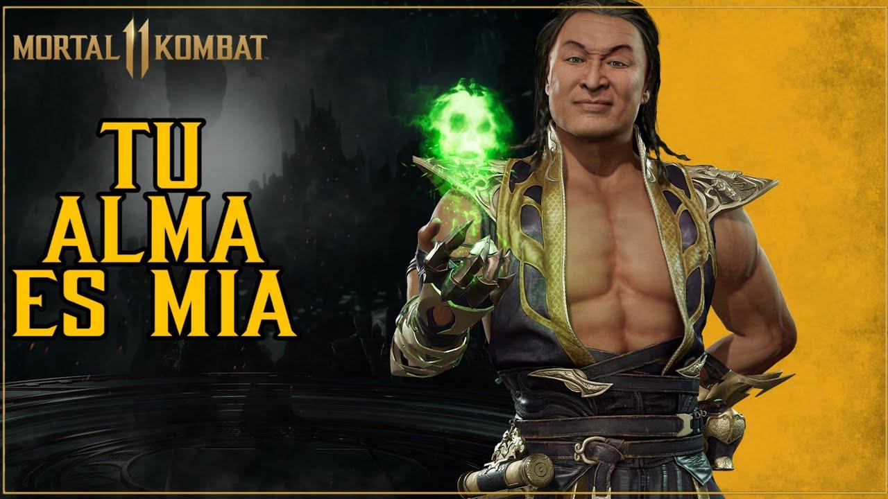Tu alma es mia | Mortal Kombat 11 | Español Latino