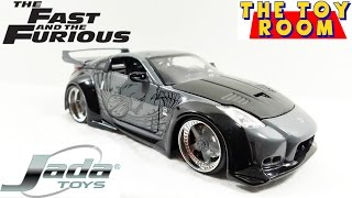 Fast And The Furious Tokyo Drift DK's Diecast Nissan 350Z