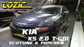 KIA K5 2.0 T-GDI ECUtune POPCO…