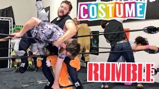 GTS COSTUME RUMBLE CHALLENGE feat. SAFE SPACE SQUAD!