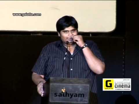 Soodhu Kavvum Audio Launch Part 1