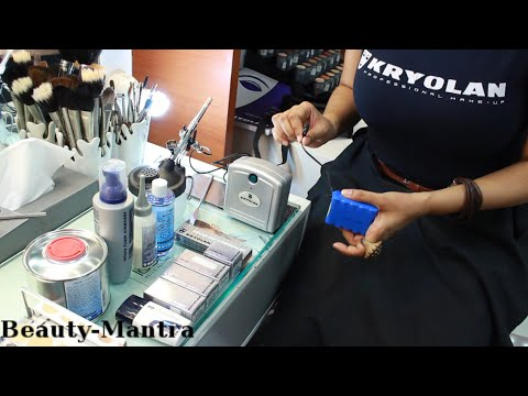 Make-Up Tutorial - Everything You Wanted to Know About Airbrush Machine