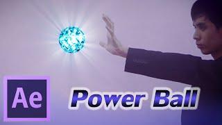 After Effect- Power Ball | Jonny