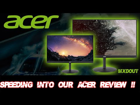 Acer Nitro XF2 - A New Speed of Gaming Monitor !!!