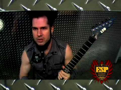 ESP Guitars: Wayne Static Interview (January 2009)
