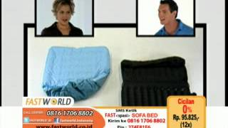 Kasur angin AIR SOFA BED by FASTWORLD DRTV