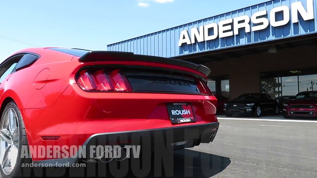 2017 roush stage 3 mustang supercharger illinois youtube