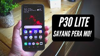 Huawei P30 Lite - Full Review -TAGALOG