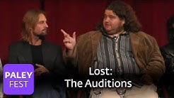 Lost - Jorge Garcia & Cast on Auditions (Paley Center)
