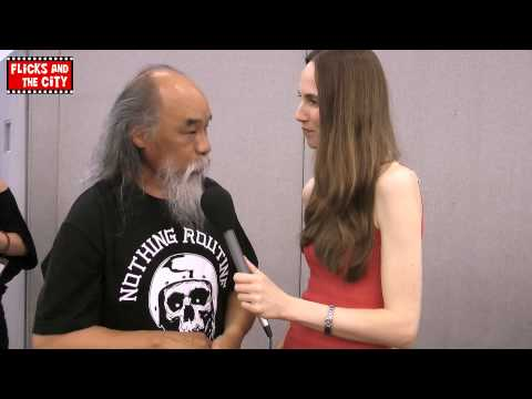 Al Leong legendary stuntman interview - Die Hard, Lethal Weapon, Bill & Ted's Excellent Adventure