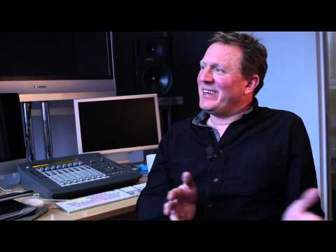 In The Composer's Chair - Giles Lamb