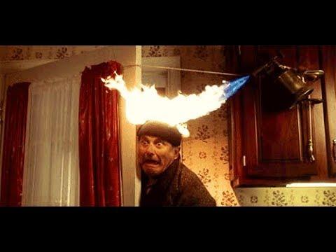 Download HOME ALONE :  (1990)   Full Movie Best Scenes in HD   1080p