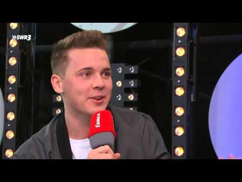Felix Jaehn im Startalk beim New Pop 2015