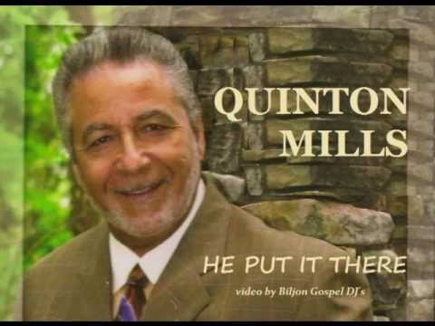 Quinton Mills HE PUT IT THERE...