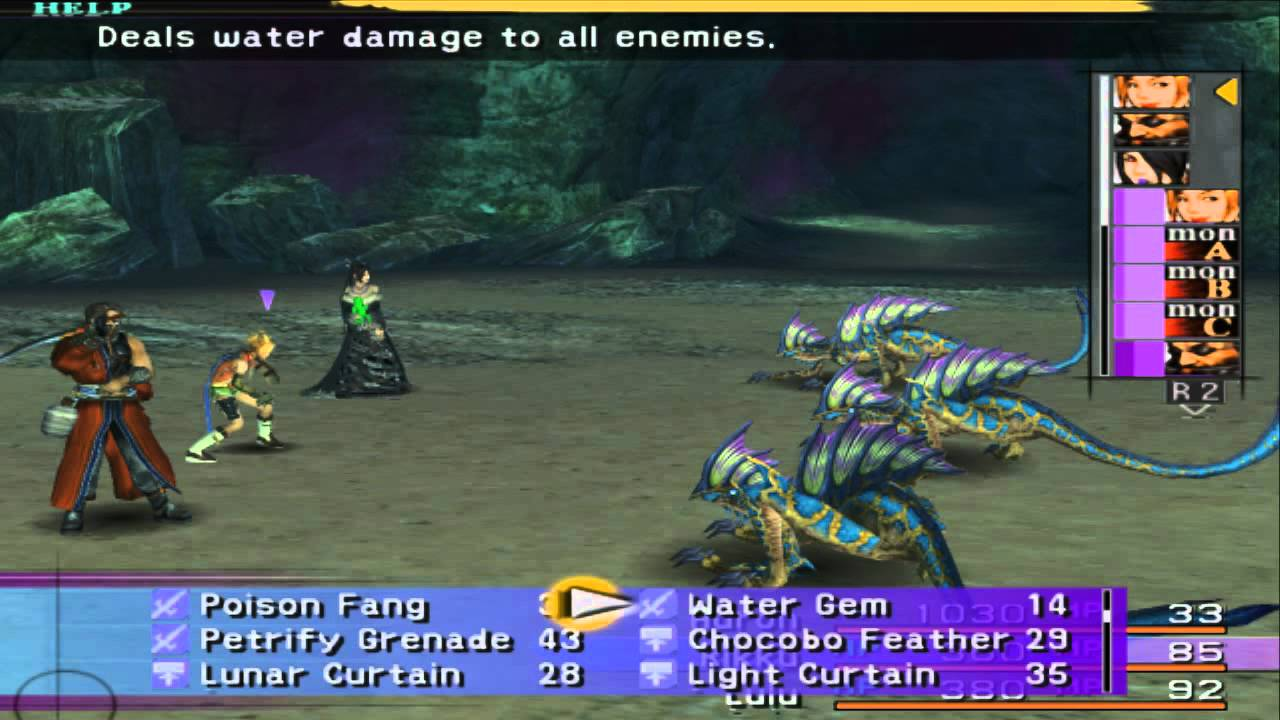 how to get to sunken caves airship ffx