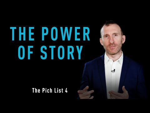 OFI - The Pitch List - No. 4 - The Power of Story