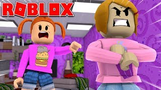 Roblox Bloxburg | I Ignored My Sister For 24 Hours!