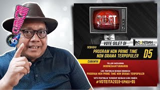 Ingat! Ingat! Jangan Lupa Vote Silet di Indonesia Televsion Awards 2019 - Cumicam 17 September 2019