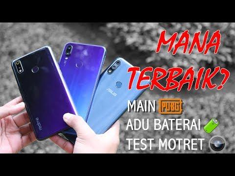 Realme 3 Pro VS Redmi Note 7 VS Max Pro M2 Duel Sengit HP 2 Jutaan