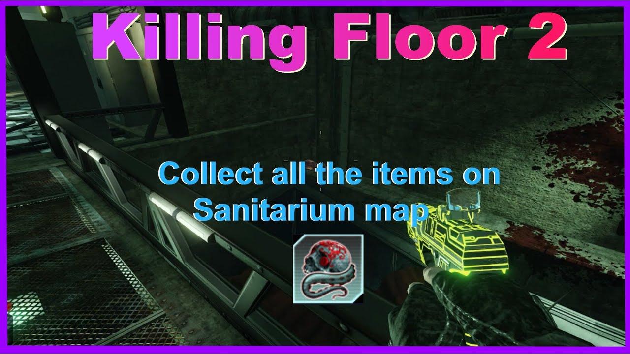 Killing Floor 2 Fast Level Perk V1080 Youtube